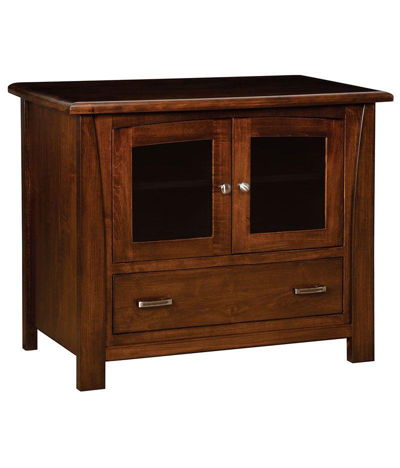 Mondovi Plasma TV Stand 1 Drawer 2 Door