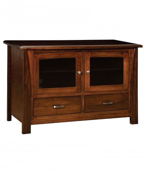 Mondovi Plasma TV Stand 2 Drawer 2 Door