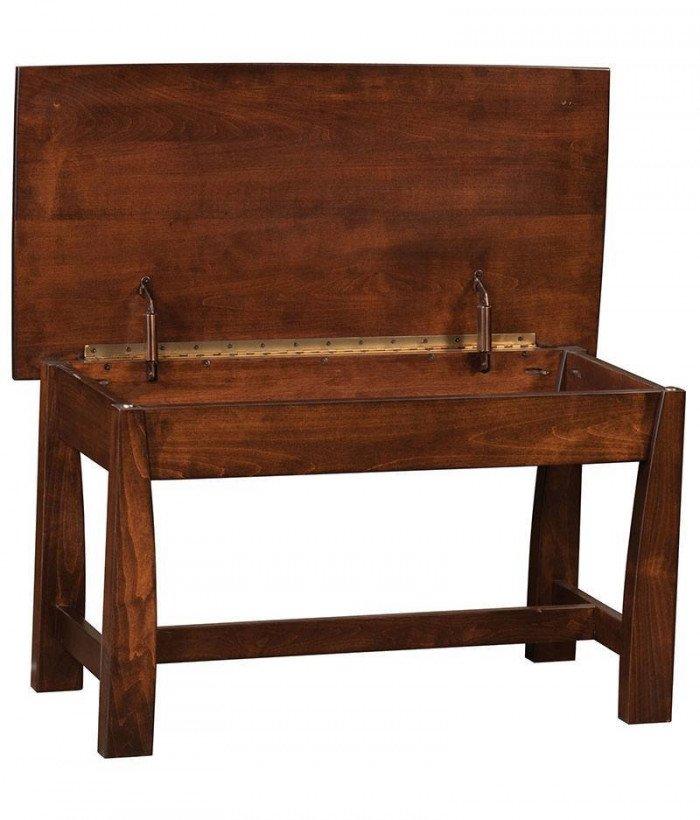 Mondovi Bed Bench-Open
