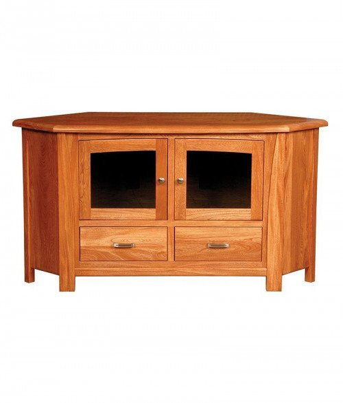 Mondovi Plasma TV Stand 2 Drawer 2 Door Corner Stand