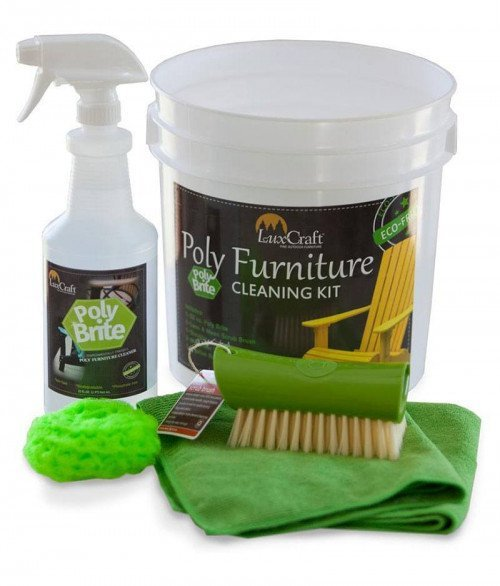 Poly Brite Cleaning Kit