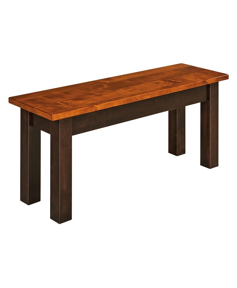 Asheville Dining Bench