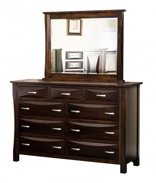 Preston 9 Drawer Dresser