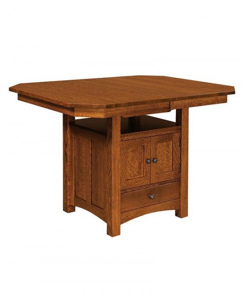 Basset Cabinet Table