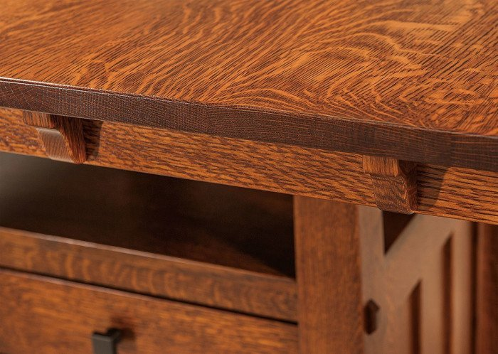 Beaumont Cabinet Table Edge