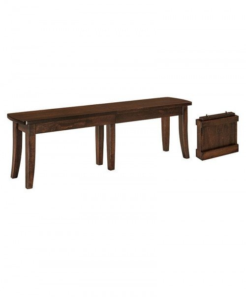 Broadway Dining Bench