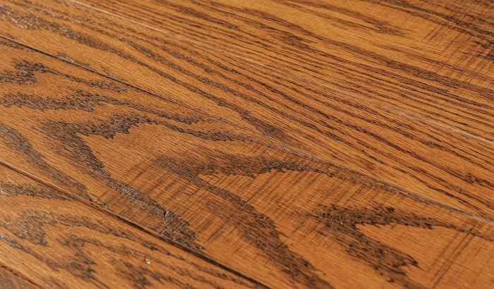 Dayton Leg Table Top Detail