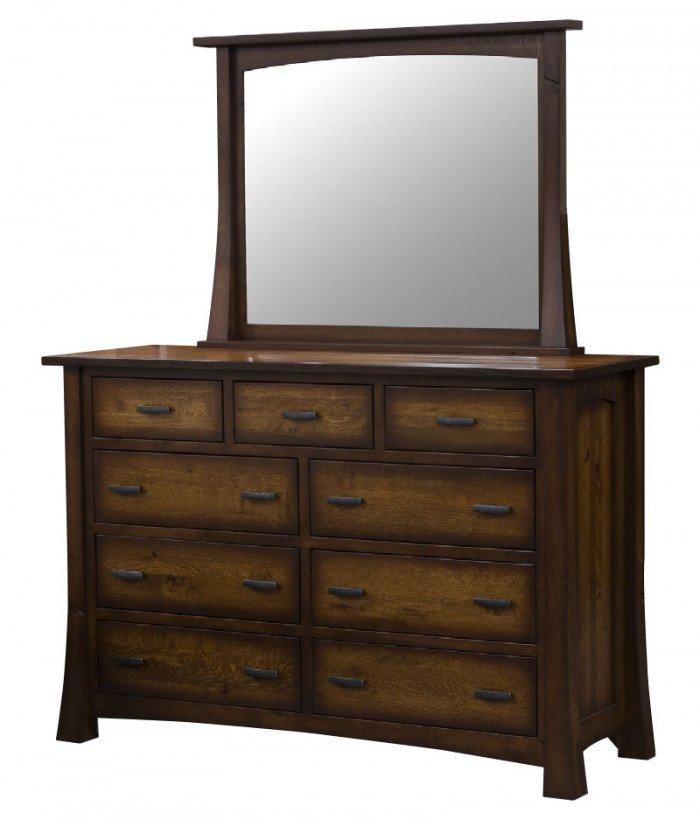 Princeton 9 Drawer Dresser
