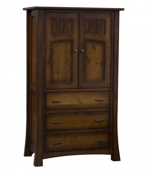Princeton 3 Drawer 2 Door Armoire
