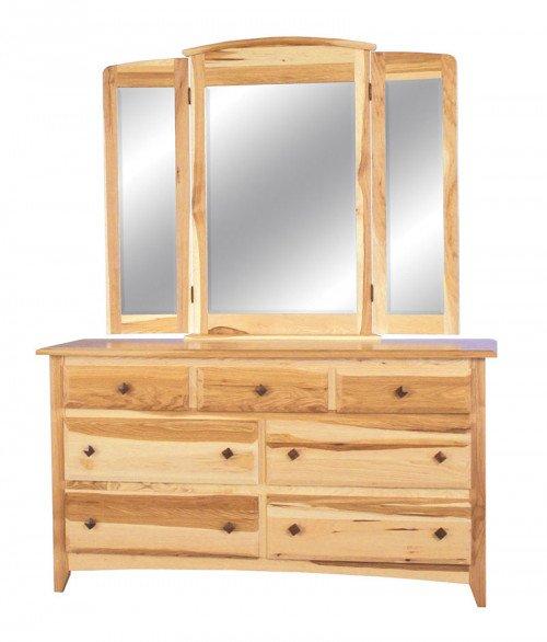 Shaker 7 Drawer Dresser