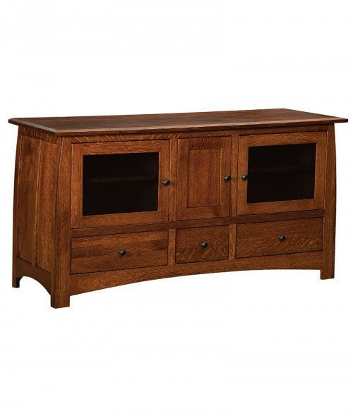 Superior Shaker Plasma TV Stand 3 Drawer 3 Door