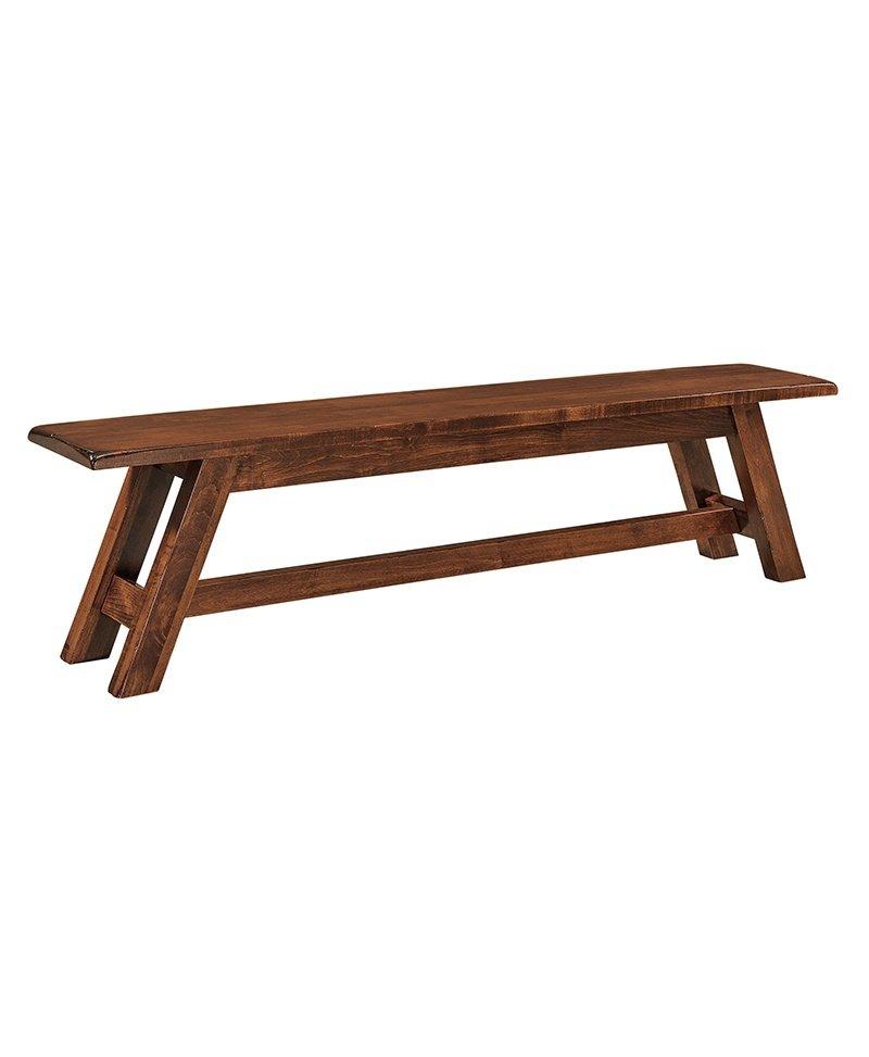 Timber Ridge Dining Bench