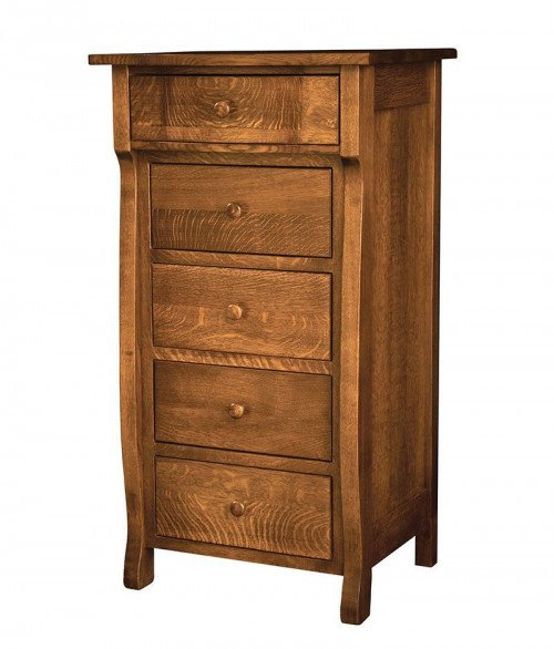 Wellington 5 Drawer Lingerie Chest