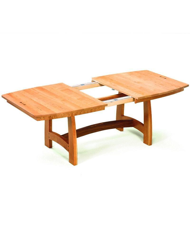 Cameron Trestle Table-Open