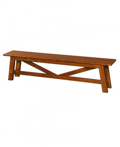 Manitoba Dining Bench