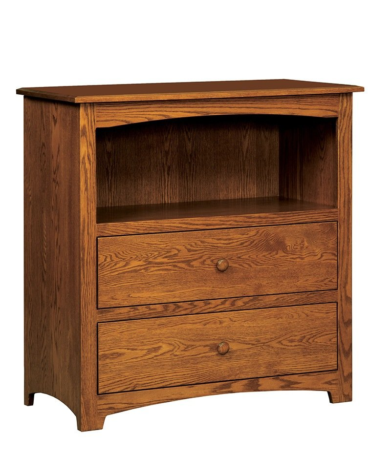 Monterey 2 Drawer Dresser