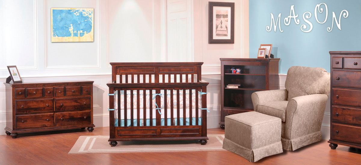 Antoinette Crib Set