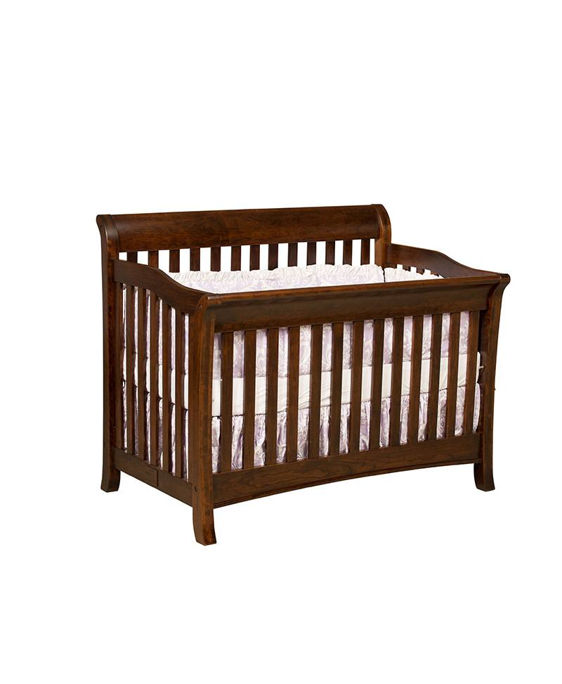 Berkley 3 In 1 Convertible Crib Deutsch Furniture Haus