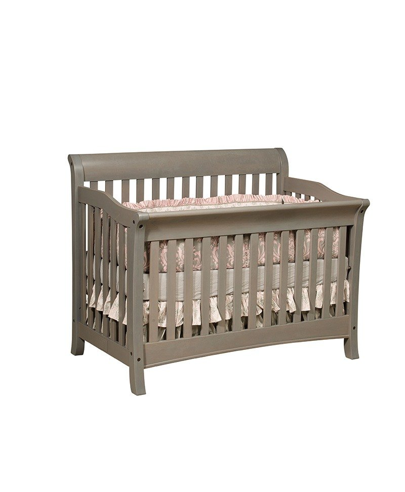 Berkley Grey Crib