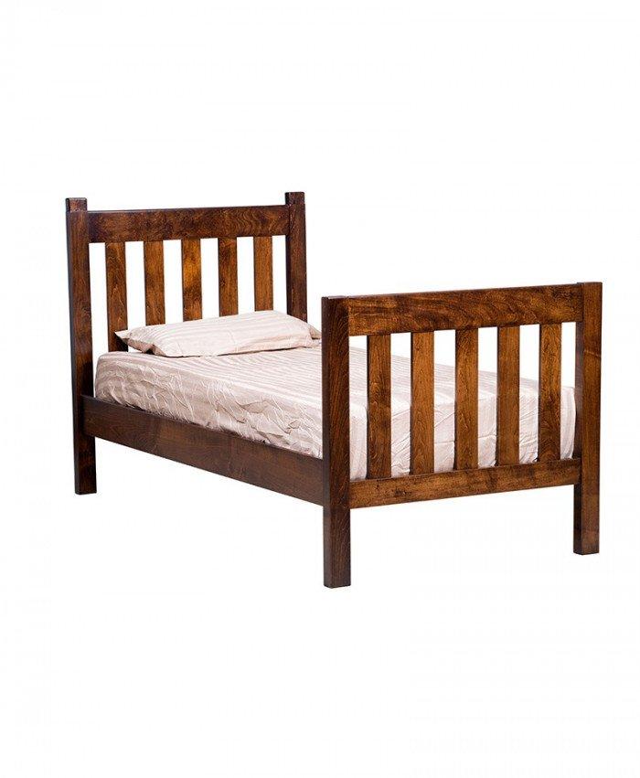 Bunk Bed-Bottom