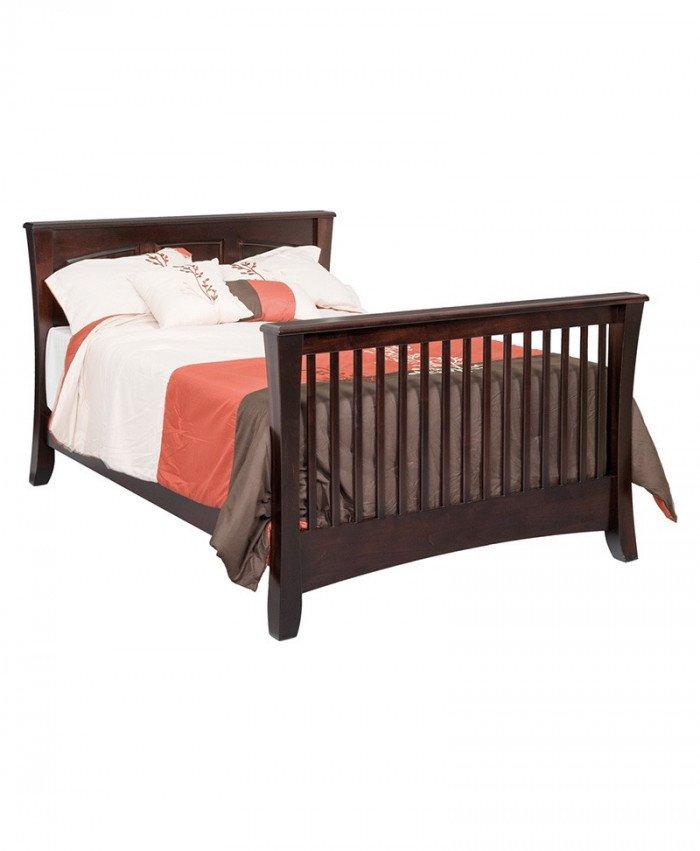 Carlisle Full Size Panel Bed