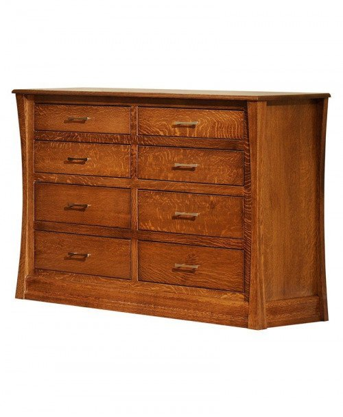 Carlisle 8 Drawer Tall Dresser