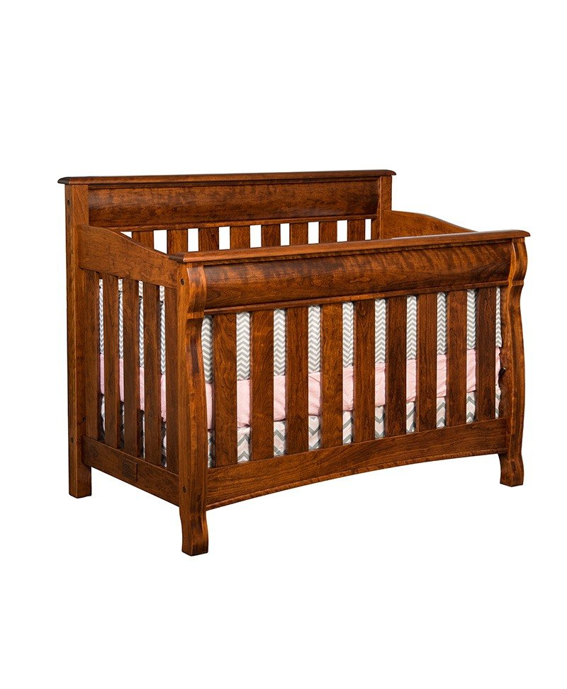 Castlebury 3-in-1 Crib