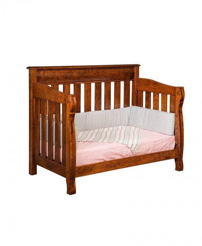 Castlebury Toddler Bed Conversion Rail
