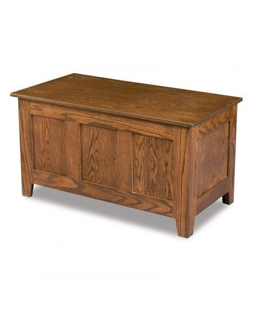 Classic Mission Cedar Chest