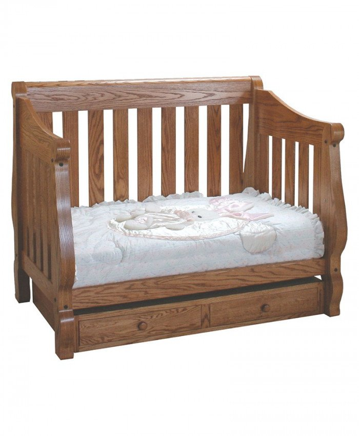 Drawer Kit with Toddler Bed