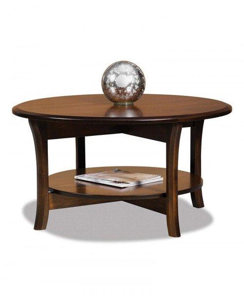 Ensenada Round Coffee table