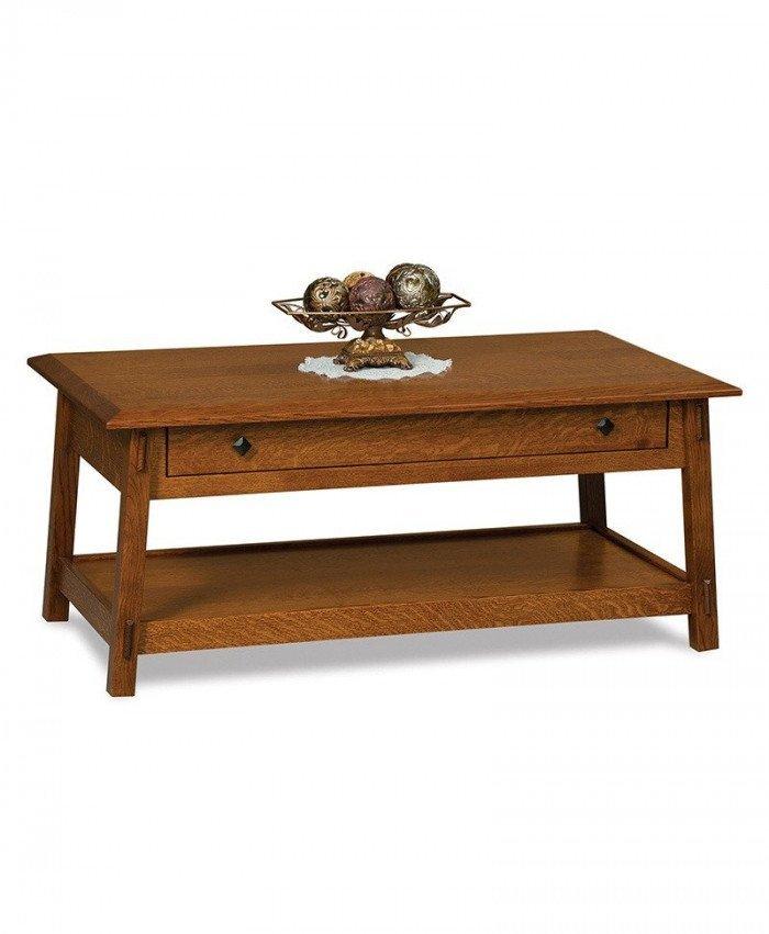 Colbran Coffee table w/drawer
