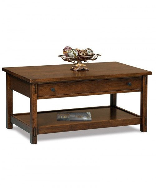Centennial Coffee table w/drawer