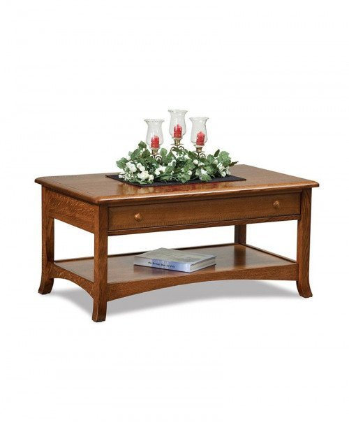 Carlisle Coffee table w/drawer