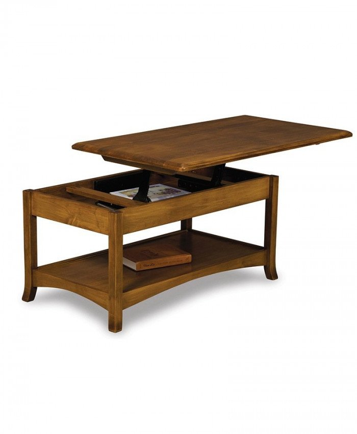Carlisle Lift-top Coffee table