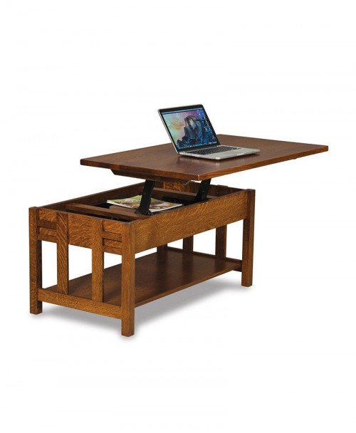 Kascade Lift-top coffee table