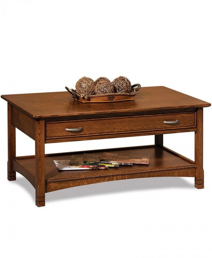 West Lake Coffee table w/drawer