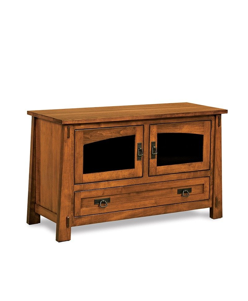 Modesto 2 door, 1 drawer LCD stand