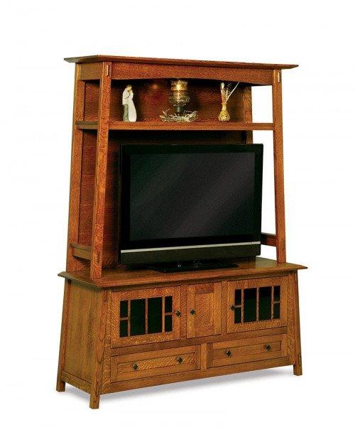 Colbran 3 door, 2 drawer, 2 pc. LCD cabinet