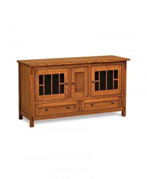 """Centennial 36"""" high, 3 door, 2 drawer LCD stand"""