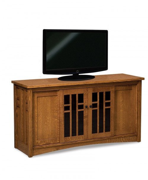 "Kascade 36"" high, 4 door LCD stand"