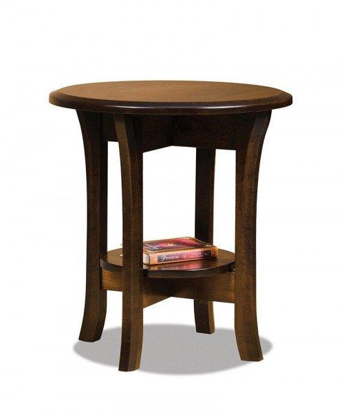 Ensenada Round End table