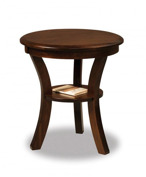 Sierra Round-top End table