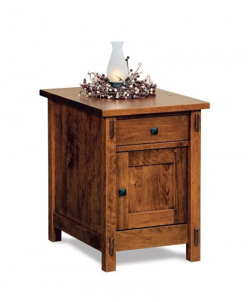Centennial Enclosed End table