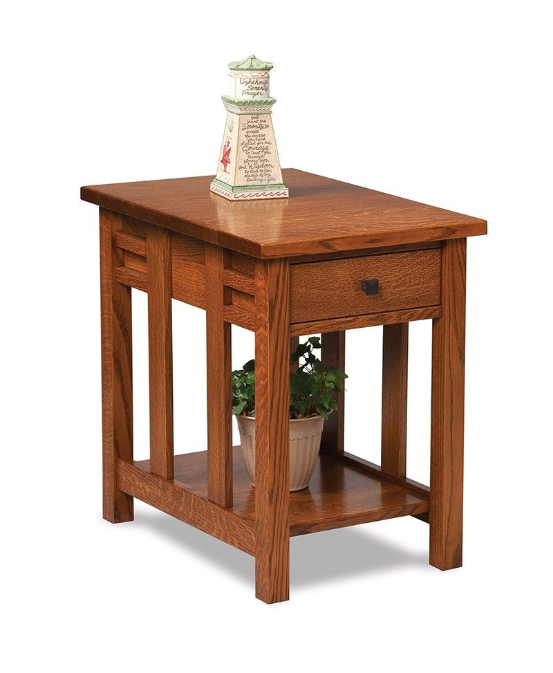 Kascade End table