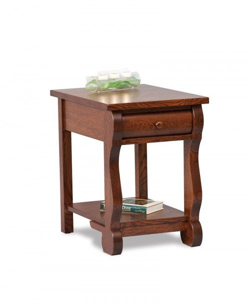 Old Classic Sleigh End table