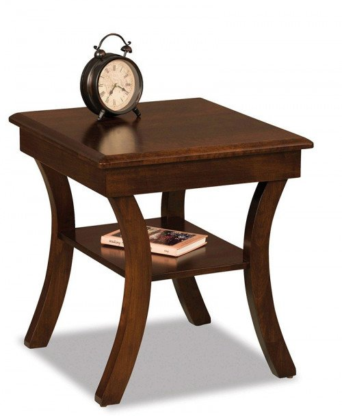 Sierra Square-top End table