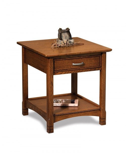 West Lake End table