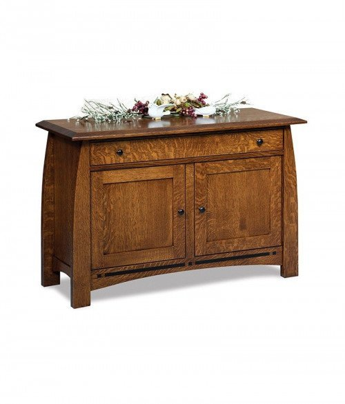Boulder Creek Enclosed Sofa table