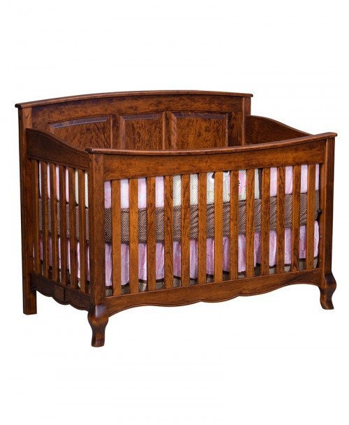 French Country 3-in-1 Crib